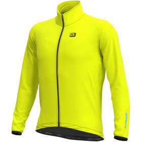 Alé Cycling Klimatik Guscio Racing Waterproof Jacket Men, fluo yellow